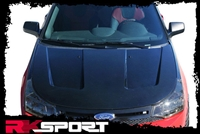 2008 Ford Focus Extractor Hood Fully Functional By RK Sport 34011000