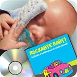 Photo of Lullaby CD - CuddleSquare - JollyPop Pacifier from Sandbox Medical