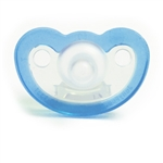 Photo of JollyPop Pacifier Preemie Unscented - Blue-Clear