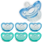 Photo of JollyPop Pacifier Value Pack 3m+ Mix Blue-Teal