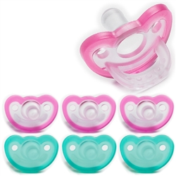 Photo of JollyPop Pacifier Value Pack 3m+ Mix Pink-Teal