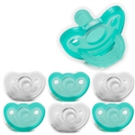 Photo of JollyPop Pacifier Value Pack 3m+ Teal & Clear