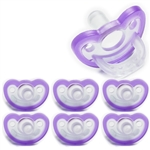Photo of JollyPop Pacifier Value Pack 0-3m Lavender