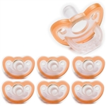 Photo of JollyPop Pacifier Value Pack 0-3m Orange