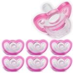 Photo of JollyPop Pacifier Value Pack 0-3m Pink
