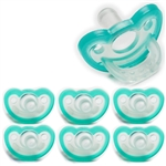 Photo of JollyPop Pacifier Value Pack 0-3m Teal