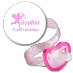 Personalized Cupid Combo Pink