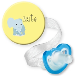 Personalized Elephant Combo Yellow