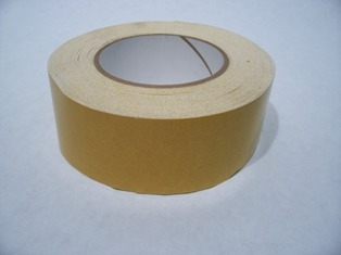 "BT52 2""x25yd PET Double-Coated Carpet Tape"