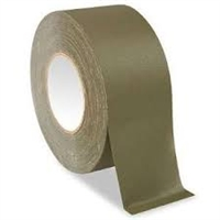 "BT755 High Performance Matte Finish Gaffers Tape - 2"" x 50M Olive Drab"