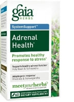 Adrenal Health, 60 caps by Gaia Herbs
