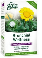 Bronchial Wellness Tea 20 teabags by Gaia Herbs