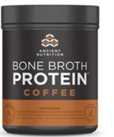 Bone Broth Protein, 20.9 oz Coffee