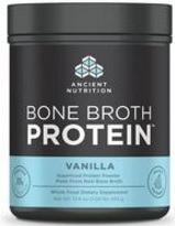 Bone Broth Protein, 17.4 oz Vanilla