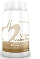 Annatto Tocotrienol, 60 caps by Designs for Health