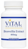 Boswellia Extract 400mg, 90 vcaps by Vital Nutrients