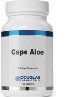 Cape Aloe, 250 mg 100 caps by Douglas Labs