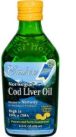 Cod Liver Oil, 8.4 oz by Carlson Labs