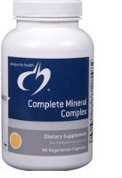 Complete Mineral Complex, 90 caps by Designs for Health
