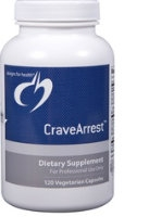 CraveArrest, 120 vcaps by Designs for Health