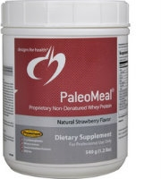 PaleoMeal Strawberry, 540 gr by Designs for Health
