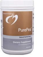 PurePea Vanilla, 540 gr by Designs for Health