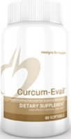 Curcum-Evail, 60 ct by Designs for Health