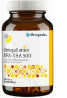 OmegaGenics EPA-DHA 500 240 softgels by Metagenics
