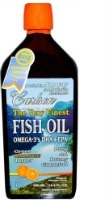 Fish Oil, Orange 500 ml, by Carlson Labs