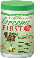 Greens First, 282 gr by Ceautamed Worldwide