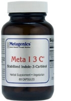 Meta I 3 C, 60 capsules by Metagenics
