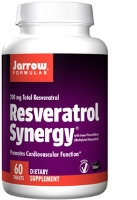 Resveratrol Synergy, 60 caps by Jarrow Formulas