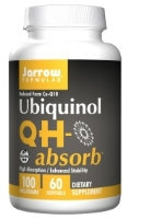 QH-absorb 100 mg, 60 softgels by Jarrow Formulas