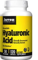Hyaluronic Acid 50 mg, 120 caps byJarrow Formulas
