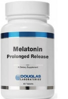 Melatonin PR 3 mg, 60 tabs by Douglas Labs