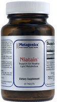 Niatain, 60 tablets by Metagenics