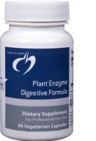 Plant Enzyme Digestive Formula, 90 vcaps by Designs for Health