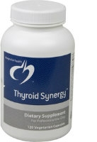Thyroid Synergy, 120 caps Designs For Health