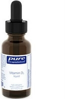 Vitamin D3 Liquid, 22.5 ml by Pure Encapsulations