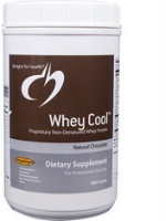 Whey Cool, Chocolate 900 gr by Designs for Health