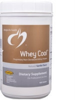 Whey Cool, Vanilla 900 gr by Designs for Health