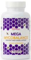 MegaMycoBalance 120 sftgels, by Microbiome Labs