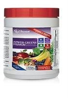 Power Greens Premium-Berry, 8.7 oz NuMedica