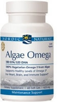 Algae Omega, 90 gelcaps by Nordic Naturals