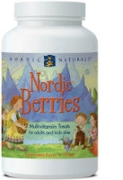 Nordic Berries, 120 chewables by Nordic Naturals