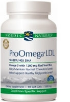 Pro Omega LDL, 90 gelcaps by Nordic Naturals