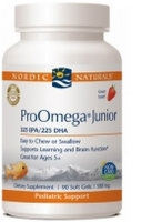 Pro Omega Juniors, 90 caps by Nordic Naturals