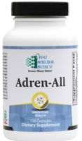 Adren-All, 120 capsules by Orthomolecular Products