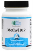 Methyl B12, 60 caps by Orthomolecular