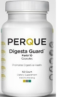 Digesta Guard Forte 10, 150 caps by Perque
